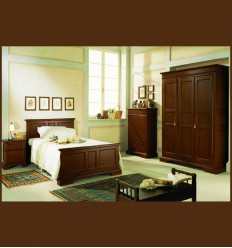 Dormitor Clasic Eusebio Lemn Masiv