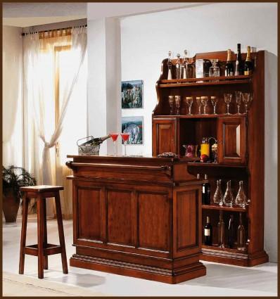 Bar Living Basilio Lemn Masiv