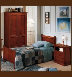 Dormitor Copii Leonzio Lemn Masiv