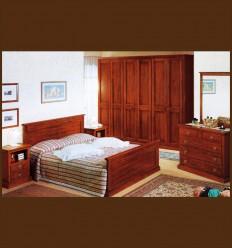 Dormitor Lemn Masiv Franca