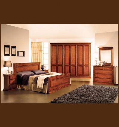 Dormitor Clasic Umberto Lemn Masiv