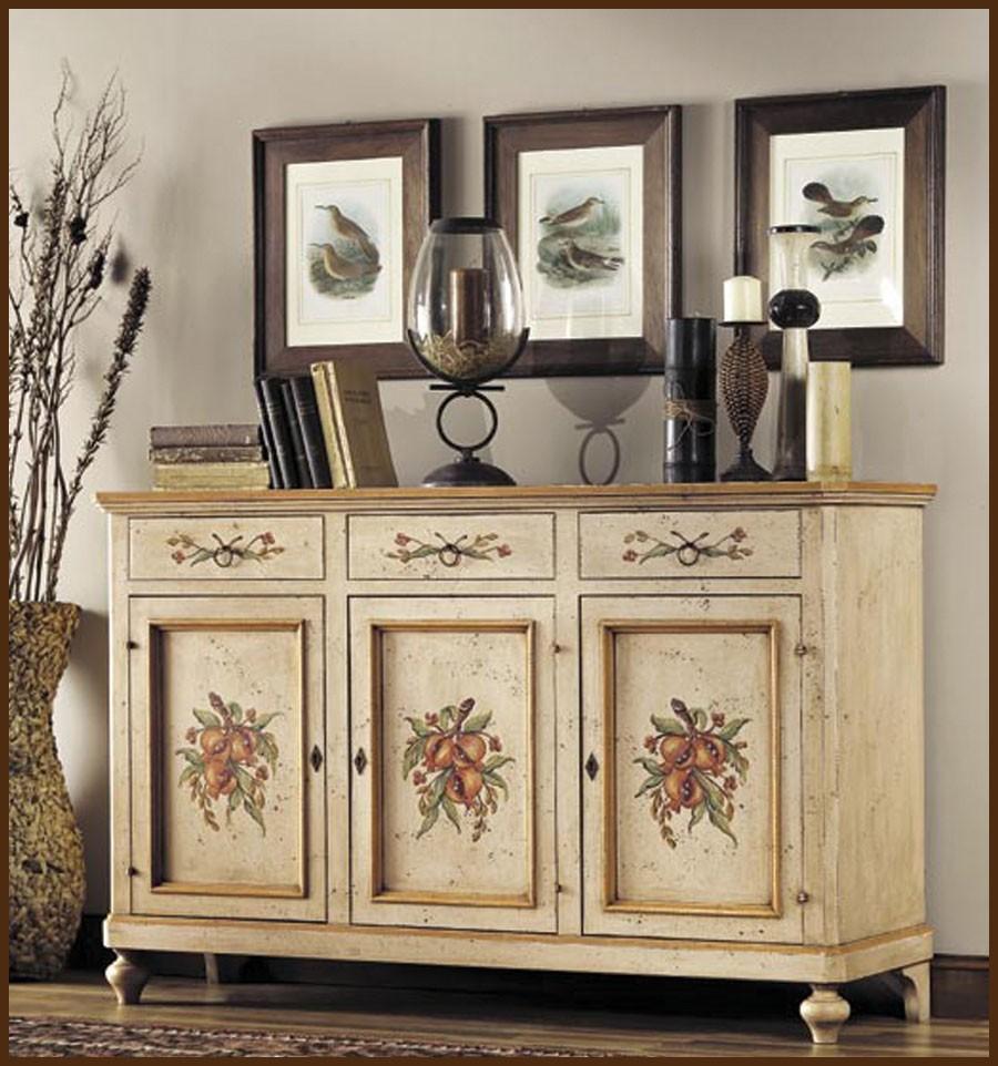 comoda vintage pictata bianca mobila retro vintage lemn masiv. Black Bedroom Furniture Sets. Home Design Ideas