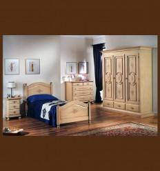 Dormitor Vintage Pictat Anisia