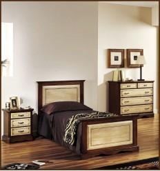 Dormitor Vintage Ilona Lemn Masiv
