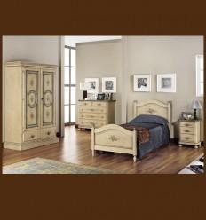 Dormitor Antichizat Copii Maida