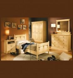 Dormitor Retro Antichizat Valentina