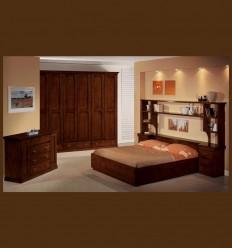 Dormitor Clasic Lemn Masiv Bae