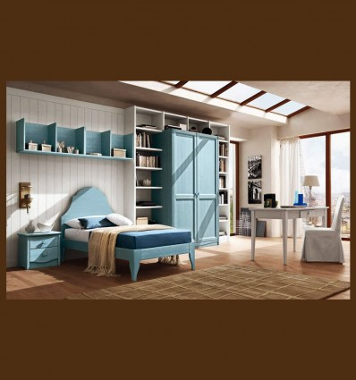 Dormitor Printesa Colorat Camila