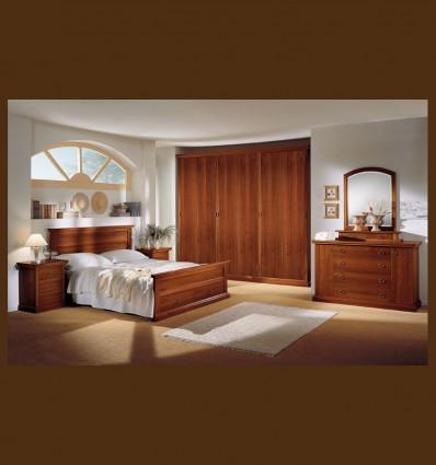 Mobilier Dormitor Matrimonial Lemn Masiv Otelo